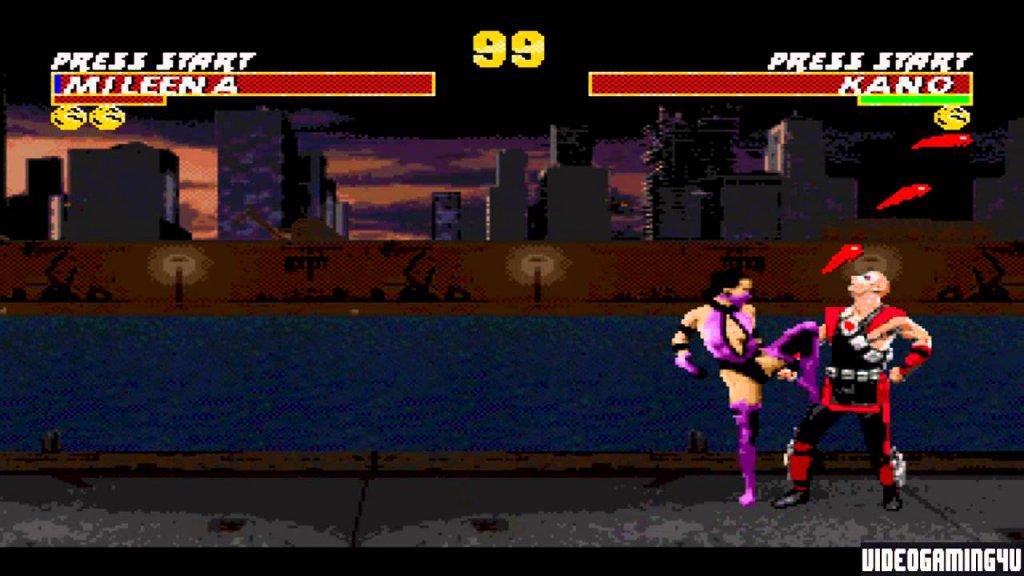 Download do jogo ultimate mortal kombat 3 para android